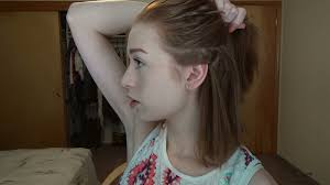 hair styles for protruding chin swimming hairstyles for big ears youtube