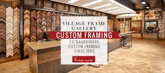 village frame gallery houston texas framing art and gifts