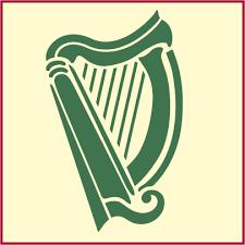 13 irish harp tattoo designs knight templar by roblfc1892
