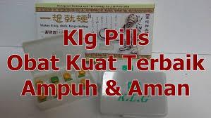 6 manfaat klg pills obat kuat terbaik untuk pria