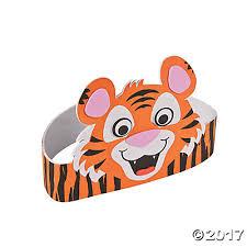 tiger headband tiger headband craft kit trading discontinued