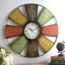 wall clocks for kitchen modern wall clocks big vintage wall clock for office contemporary