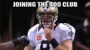 Drew Brees Memes - drew brees 400th td meme week 4 nfl youtube
