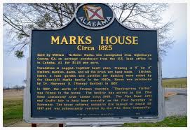 the marks house goat hill history