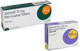 tadalafil vs sildenafil which is better