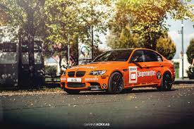 Bmw M3 1992 - bmw e90 m3 in jagermeister livery