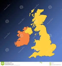 British Isles Map Blank by Isles Clipart Clipground