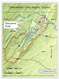 Appalachian Trail Map Virginia by Tuscarora Trail Su Bries