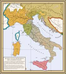 Trieste Italy Map by Motm 1 The Italian Campaign Of 1853 54 By Nanwe01 On Deviantart