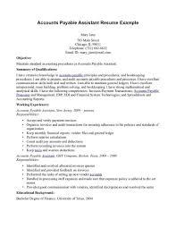 resume objective exles accounting manager salary resume templates accounts payablenager sle zm resumes