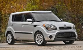 2013 kia soul information and photos zombiedrive