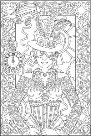 fashion clothing jewelry coloring pages adults justcolor