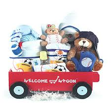 wagon baby baby gifts for boys unique baby boy gifts deluxe welcome wagon