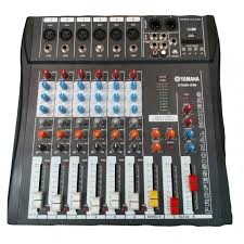 Mixing Table 6 Channel Mixing Console