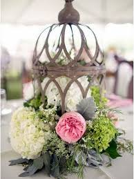 hydrangea wedding centerpieces 25 truly amazing birdcage wedding centerpieces with tutrial