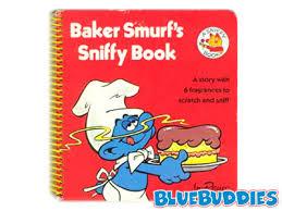 image smurfs books baker smurf sniffy book jpg smurfs wiki