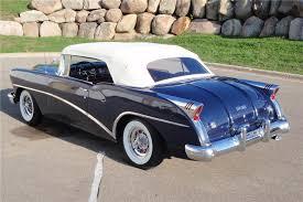 1954 buick skylark convertible barrett jackson auction company