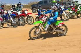 motocross racing classes just for girls learn to ride with kelly yancey transworld motocross