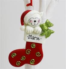 personalised ornaments buy cat gifts