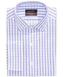 tasso elba non iron wheat hairline french cuff shirt dress