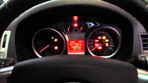 2012 ford focus oil light reset ford kuga service light reset youtube