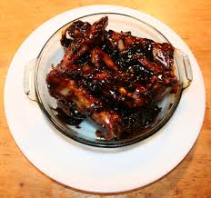 file spare ribs with chinese barbecue sauce cropped jpg