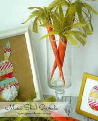 Musical Home Decor by Music Sheet Carrots My Recipe Confessions