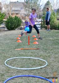 Backyard Obstacle Course Ideas A Backyard Obstacle Course For Your