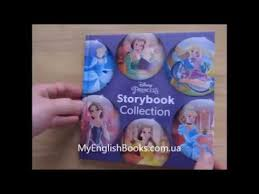 Disney Scary Storybook Collection Disney Disney Princess Storybook Collection
