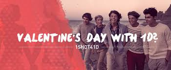 one direction valentines valentines day with 1d movellas