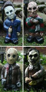 movies for halloween people think that garden gnomes are scary well here you go