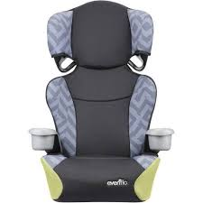 booster seat evenflo big kid sport high back booster seat goody two tones