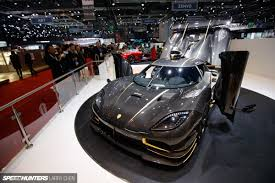 koenigsegg geneva 2017 more fast finds on the geneva show floor speedhunters