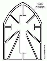 coloring pages simple stained glass patterns guide patterns free