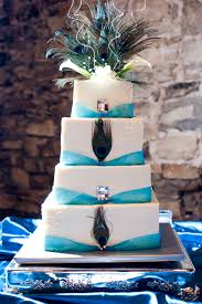 my peacock wedding cake u003c3 peacock pinterest peacock