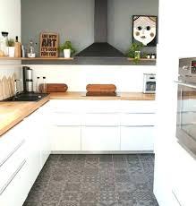 deco cuisine blanc et cuisine blanc et bois awesome blanche taupe 7 clair sagne cuisines