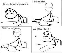 Homework Meme - oh homework meme by derpyderpilyderp memedroid