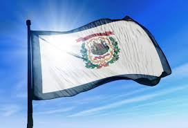 Virginia Flags January 28 1864 State Legislature Authorizes W Va U0027s First Flag