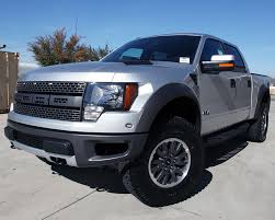 Ford Pickup Raptor 2011 - ford f series f150 super duty receive improved performance from