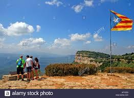 Estelada Flag Catalan Estelada Flag Stockfotos U0026 Catalan Estelada Flag Bilder