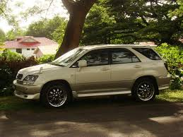 harrier lexus new model okinawa pride 1999 toyota harrier specs photos modification info