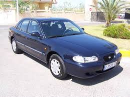 hyundai sonata 97 vehicle hyundai sonata used car available costa blanca and beyond