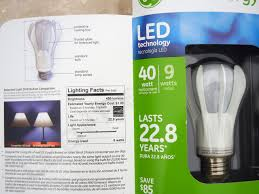 Led Light Bulb Reviews by Ge Energy Smart A19 9w Led Bulb Review Led Resource