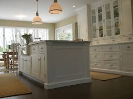 Kitchen Cabinet Frame by Cabinet Gray Kitchen Cabinet With White Countertops
