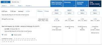 Delta Airlines Baggage Fees United U0027s Infuriating Basic Economy Strategy
