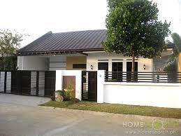 bungalow house design manila homeca