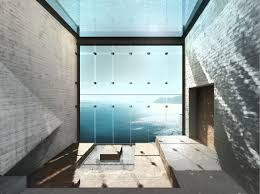 casa brutale from opa is an architectural fantasy house carved 8 facade to aegean post
