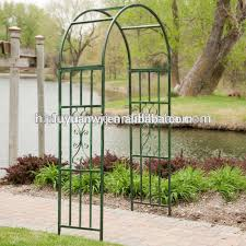 wedding arches buy hot sale garden metal arch wedding arch manufacturer buy