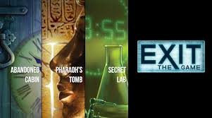 exit the game series escape room comparison battle of the games
