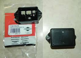 and stratton electronic choke module 796352s for efm